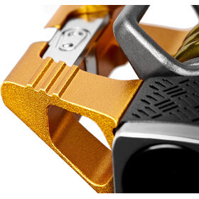 Crankbrothers Candy 11 Pedalen, gold